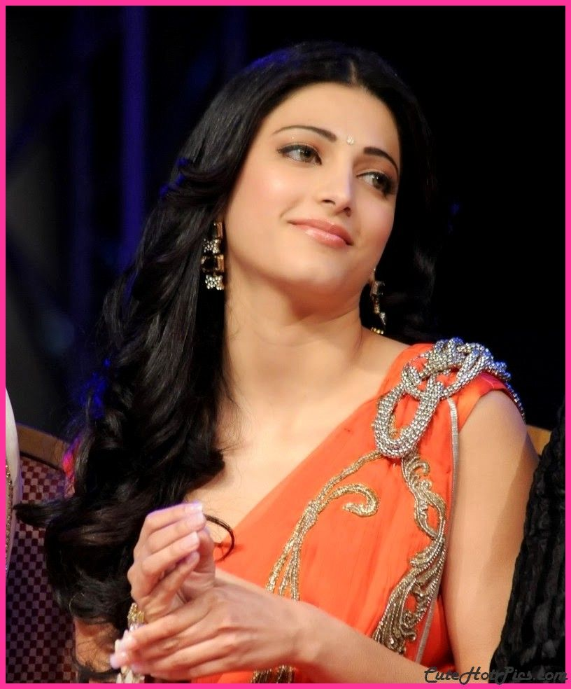 Super Hot and Cute Indian Actress Shruti Hassan Wallpapers, HD ...