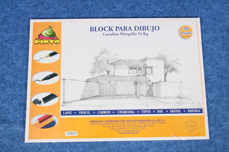 Marquilla 54kg Ideal Para Sketch Block De Dibujo Artistas Arte