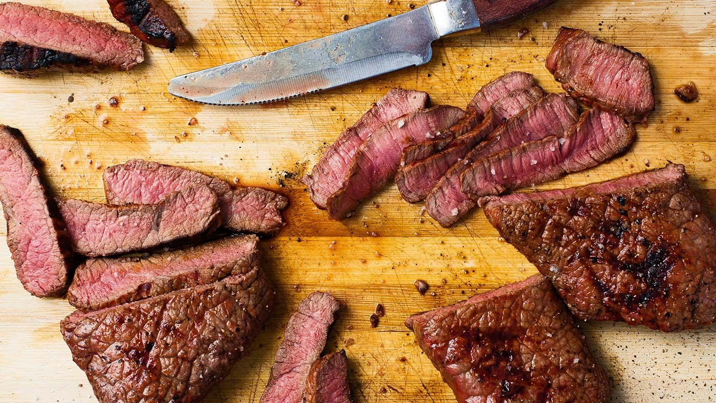 Why You Need to Let Meat Rest After Cooking | Food recipes, Rump ...