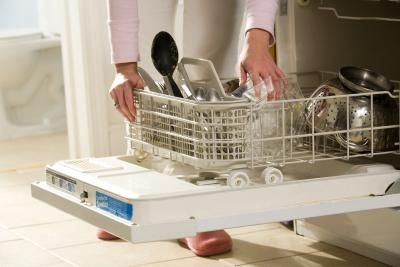 How To Reset The Control Panel For A Kenmore Dishwasher Quiet