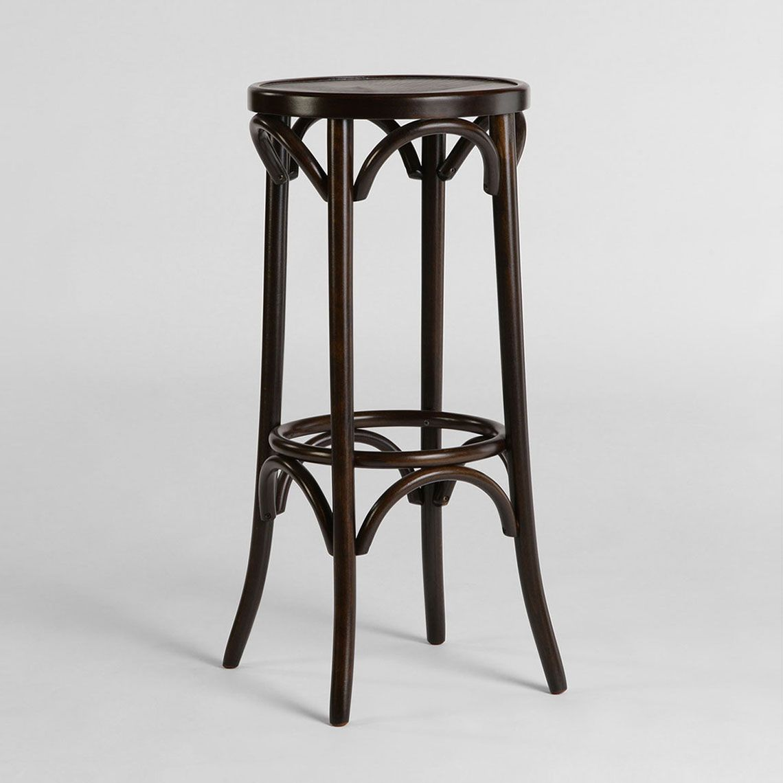 Classic Bentwood Barstool by Fameg. Available from