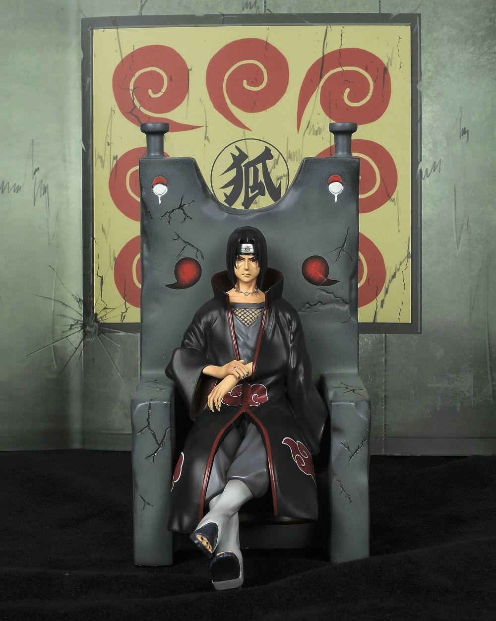 Anime Naruto GK ItachiSusa Figura Naruto Collection Model