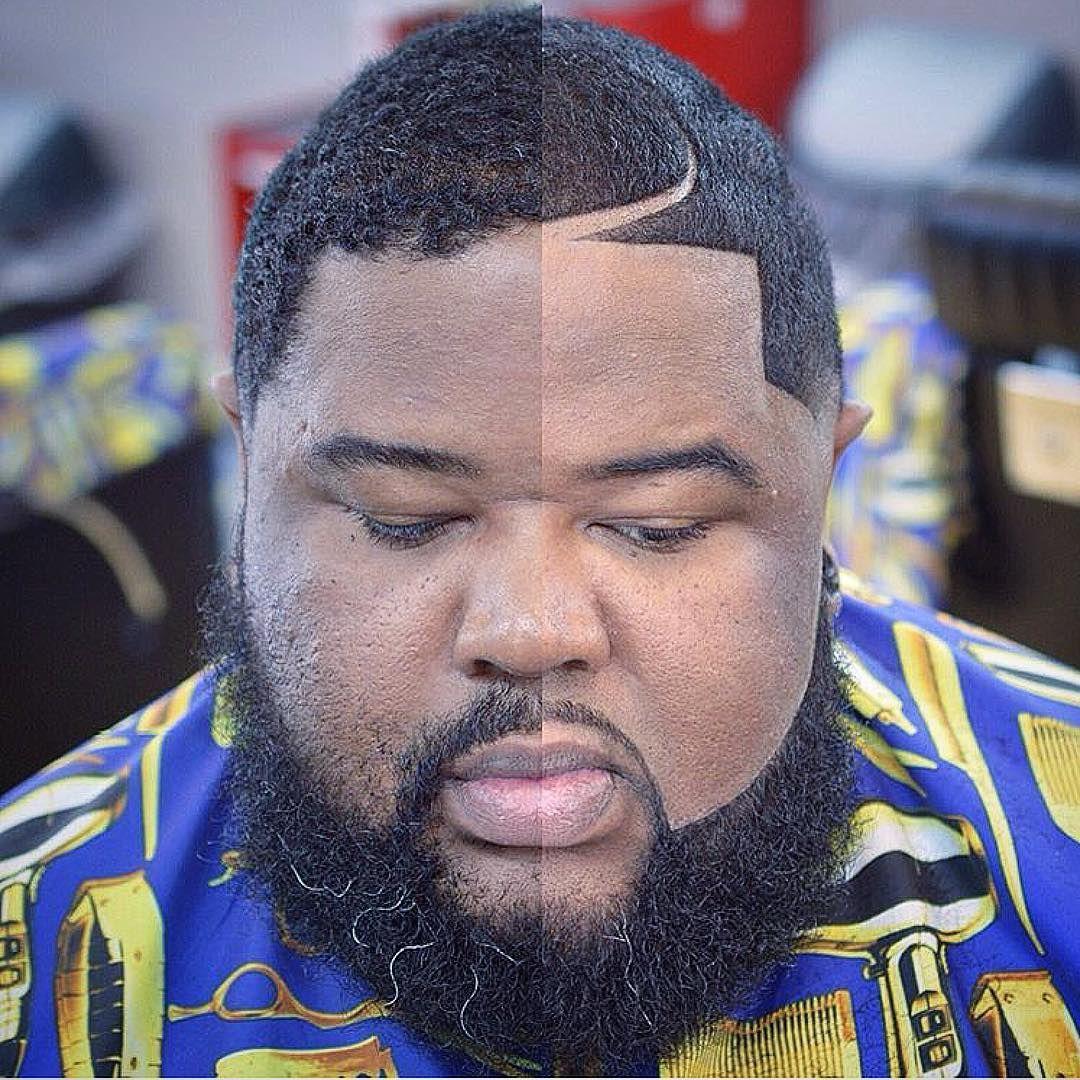 nice haircuts black man top