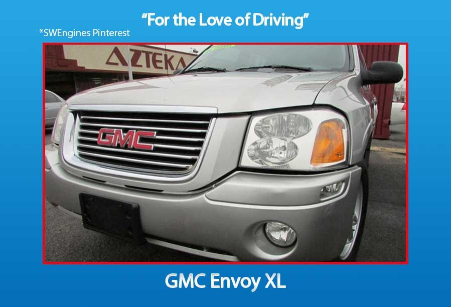 Hot Vehicle Front View Here S The Gmc Envoy Xl Southwestengines
