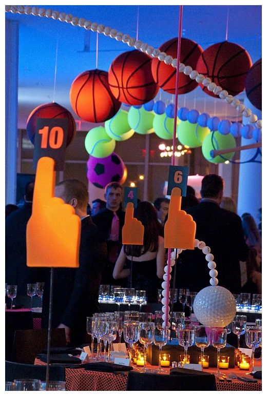 Bar Mitzvah Sports Theme Http Www Bmmagazine Home Ideas