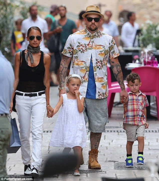 Benji Madden Sneakily Confirms Relationship With Cameron
