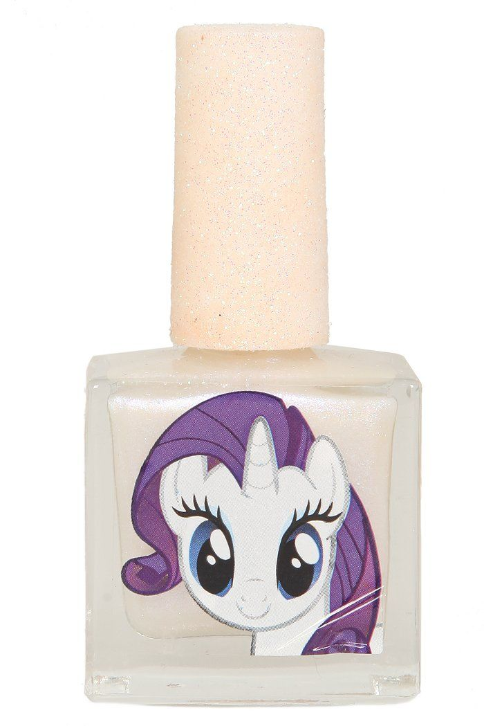 My Little Pony - Rarity esmalte de uñas | Rarity | Pinterest ...