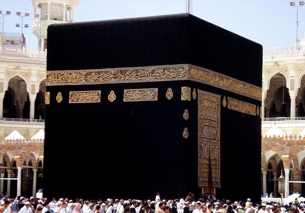 Pin Oleh Aziz Di হজ Mekkah Mekah Gambar Kota