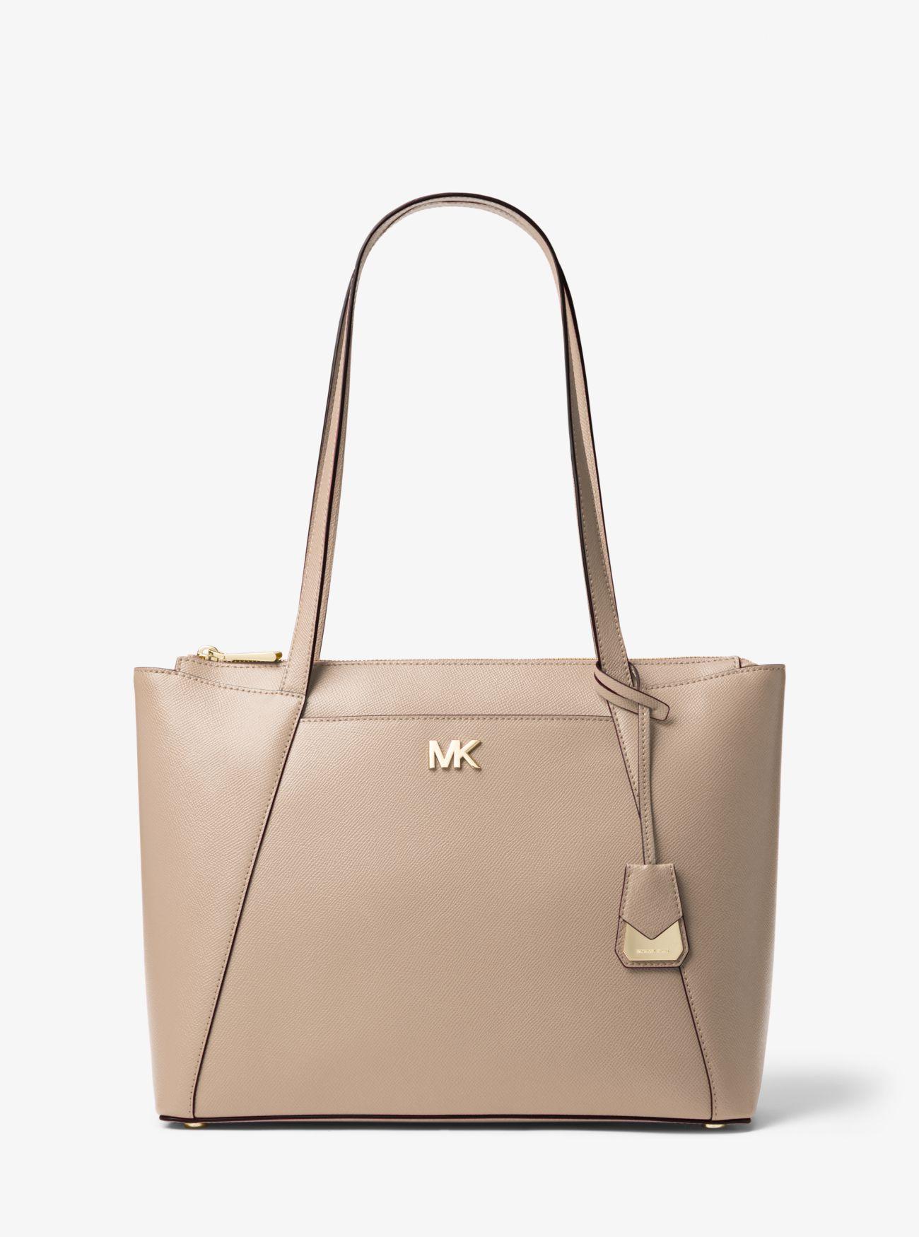 aee8599940f1 Maddie Medium Crossgrain Leather Tote