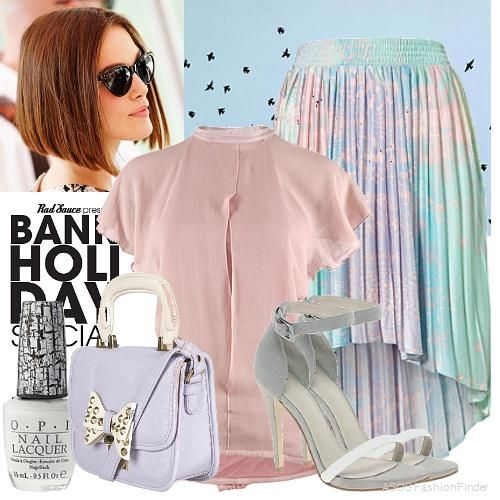 Pretty pastels wedding guest dress outfits wedding for Pastel dresses for wedding guests