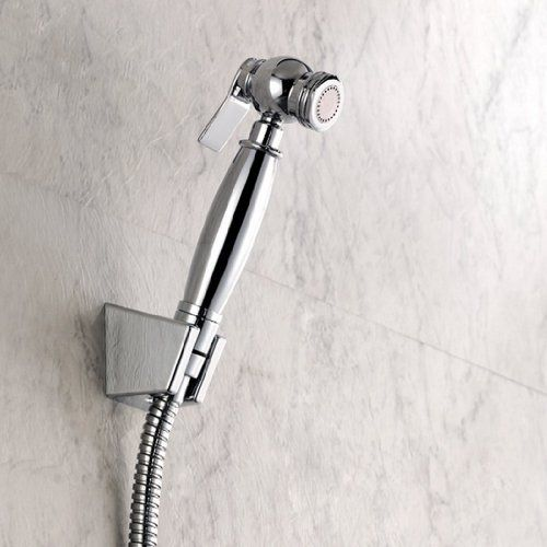 Angle Simple Lt915 High Pressure Bidet Sprayer For Toilet With Long Hose Chrome Amazon Com Bidet Sprayer Bidet Diaper Sprayer