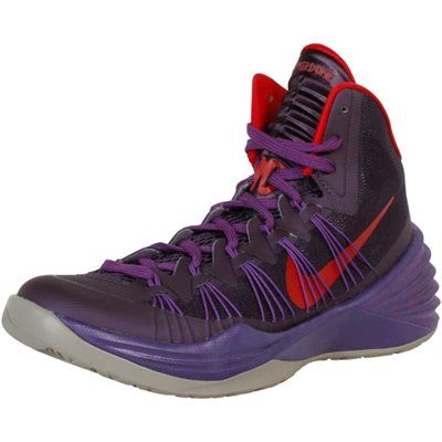 cheap for discount 897ca 49ff0 Nike NBA Hyperdunk 2013 - Purple Dynasty Court Purple University Red Nike  Free Shoes