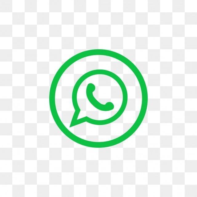 Whatsapp Social Media Icon Design Template Vector Whatsapp Logo Whatsapp Icon Vector And Png Vector Whatsapp Icon Design Social Media Icons