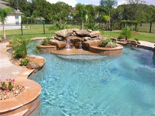 Unique swimming pool ideas austin custom pool and spa for Pool design austin