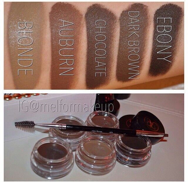 Dipbrow Pomade by Anastasia Beverly Hills #15