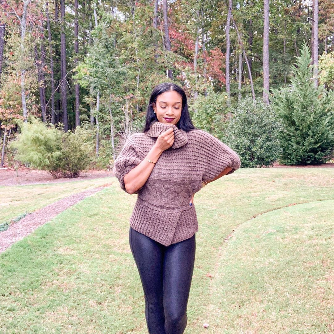 Faux Leather Leggings, How To Style Leather Leggings