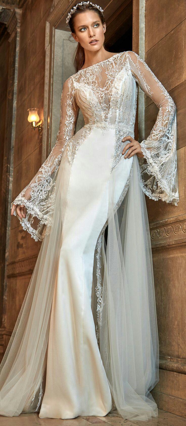 Elegant gown from galia lahav le secret royal part ii wedding dress