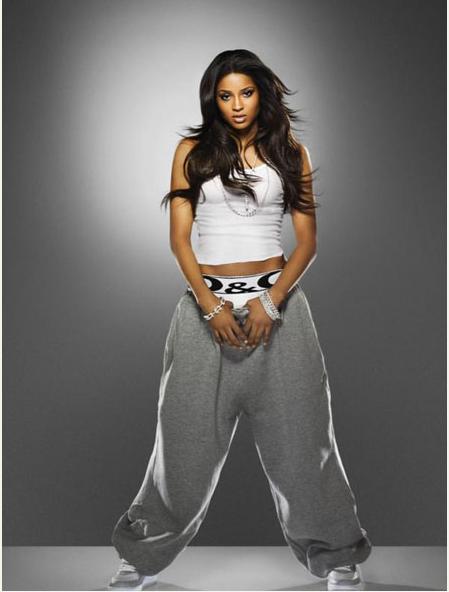 Ciara Hip Hop Princess T O M B O Y G I R L C A M I L L E