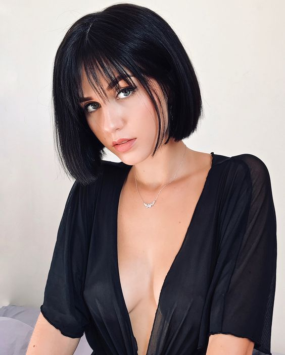 56 trendiest short hairstyle for girls with images