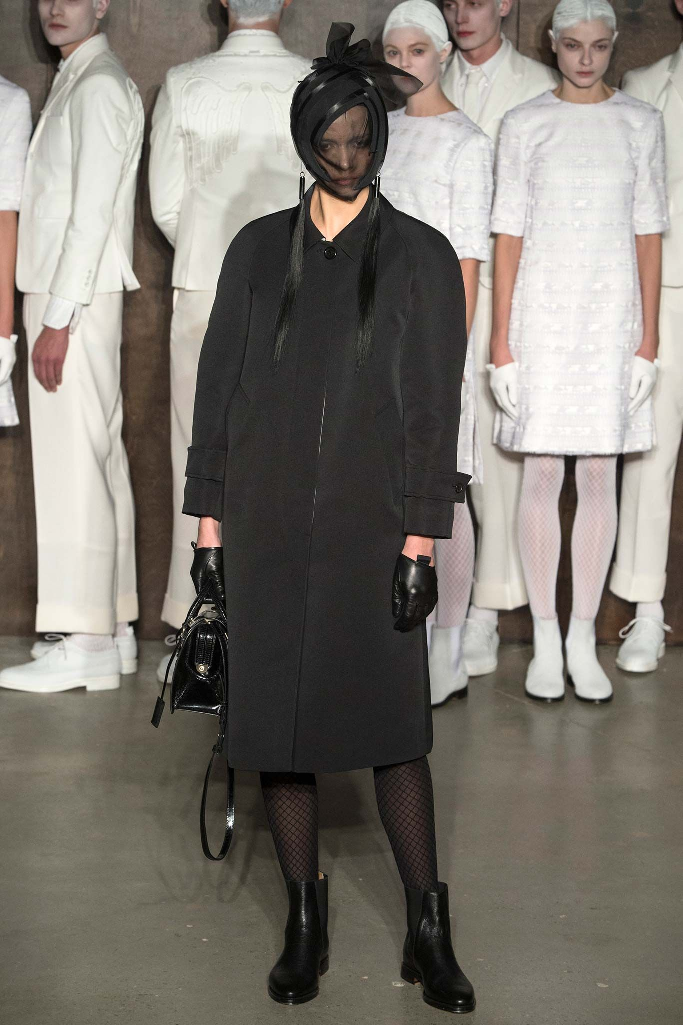 Thom Browne Fall 2015 Ready-to-Wear - Collection - Gallery - Style.com