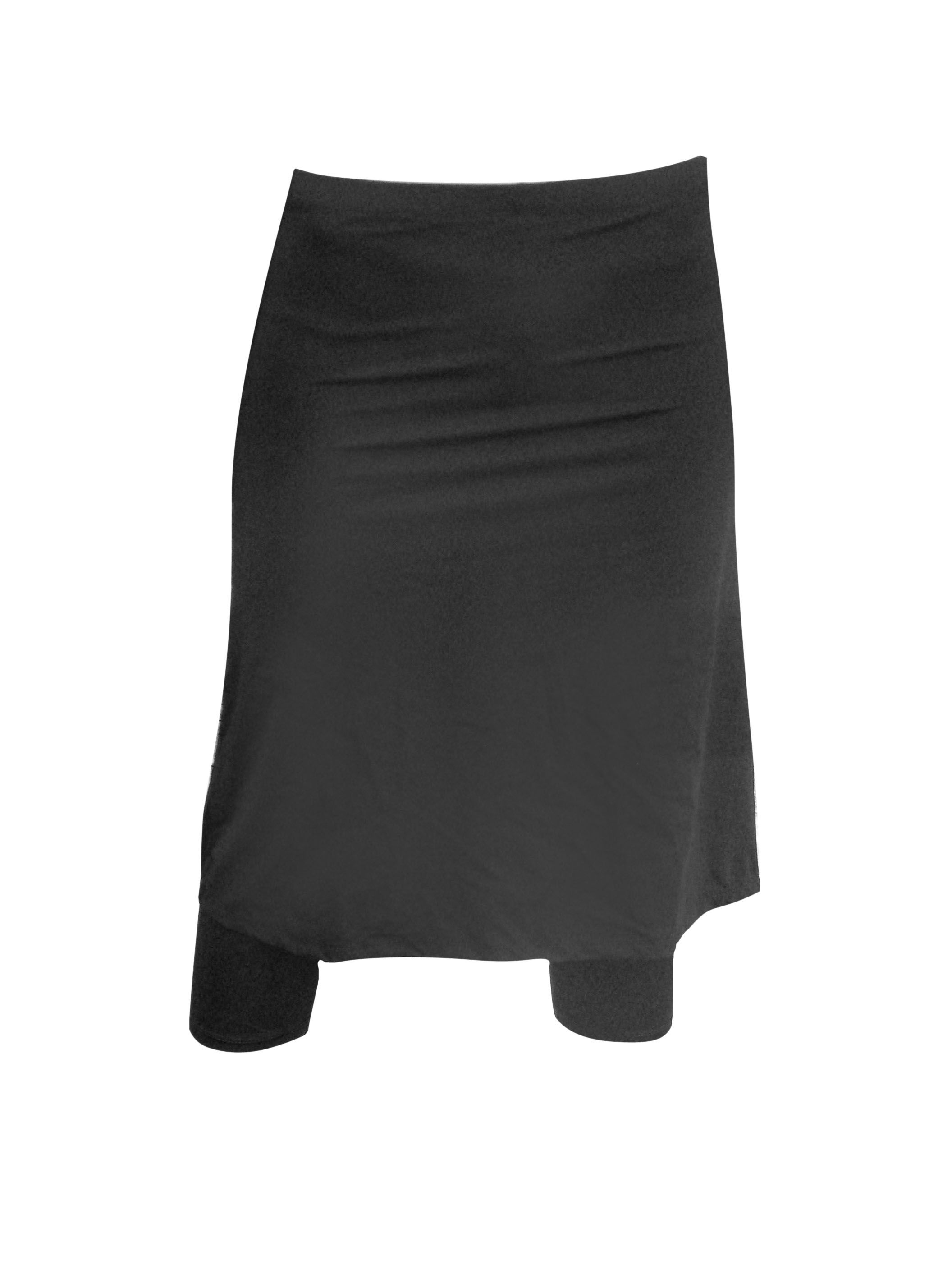 0776c8bb3b Lightweight Running Skirt/Sports Skirt with Leggings from Kosher Kasual.  Available in Royal Blue or Black $42