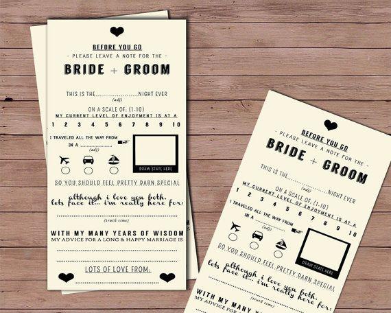 Printable Wedding Agenda, Order of the Day, Wedding Agenda - wedding agenda