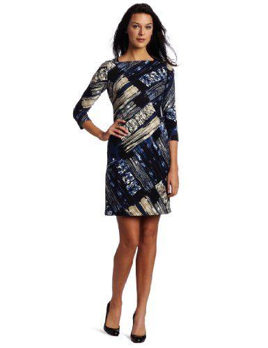 Donna Morgan Womens Diagonally Pucci Dress  148.00  5d68a247b