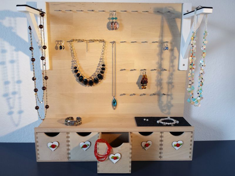 Schmuckkästchen / Jewel Case  von Buy Lovely Things auf DaWanda.com