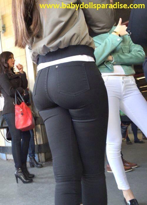 ass jeans Apple bottom