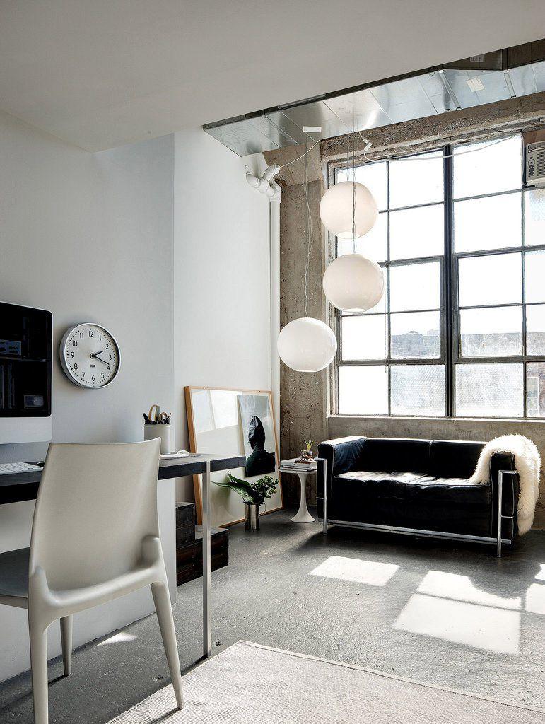 Minimal desks simple workspaces interior design also iroda office rh pinterest