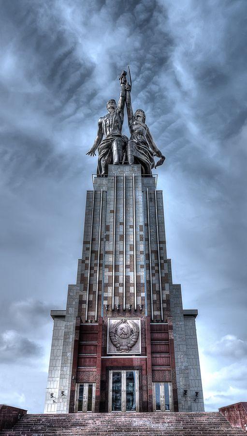 Remanente de la URSS, Moscú, Rusia