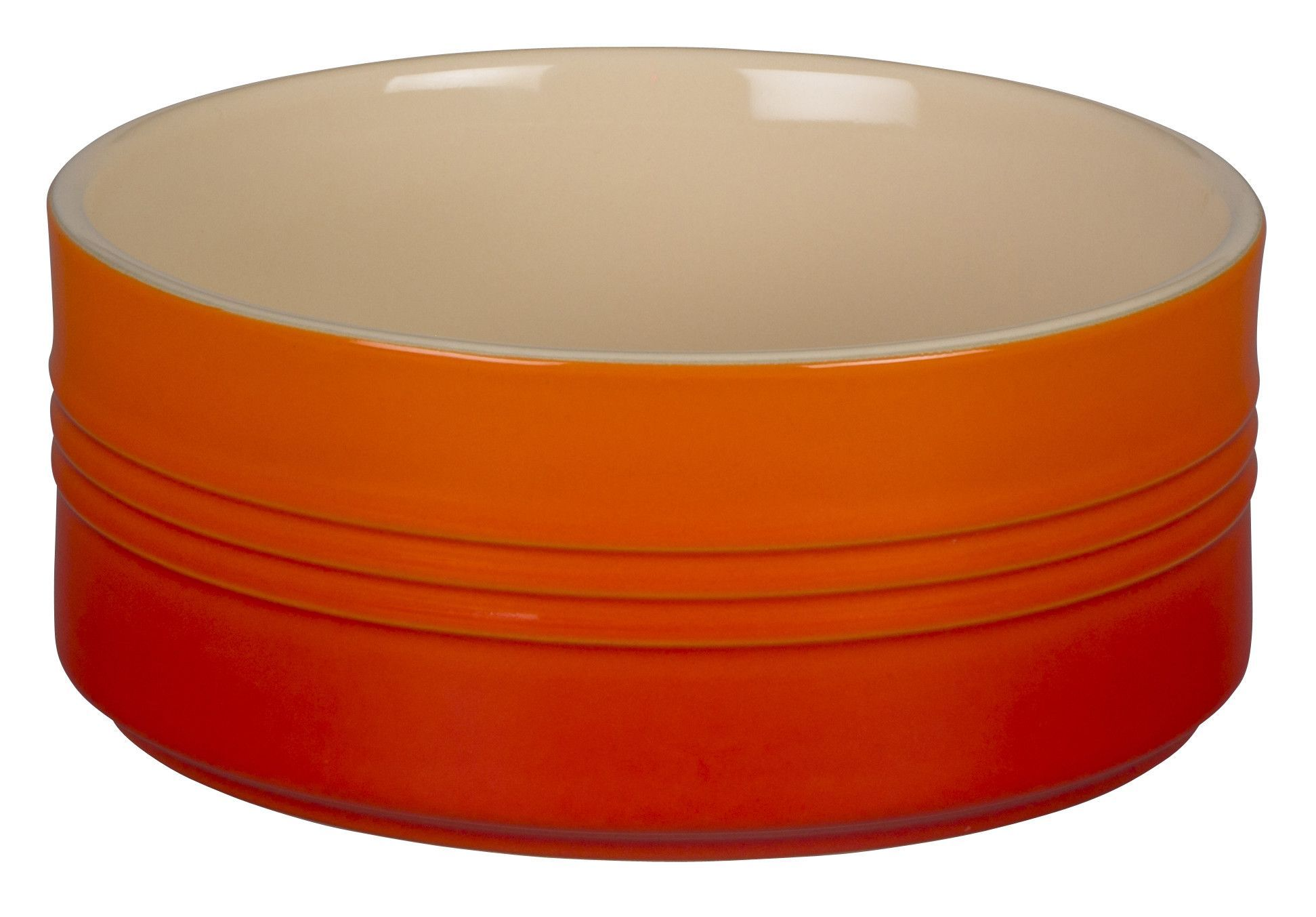 Cuisinart 176 Oz Cast Iron Oval Casserole With Lid Souffle Dish Dishes Stoneware