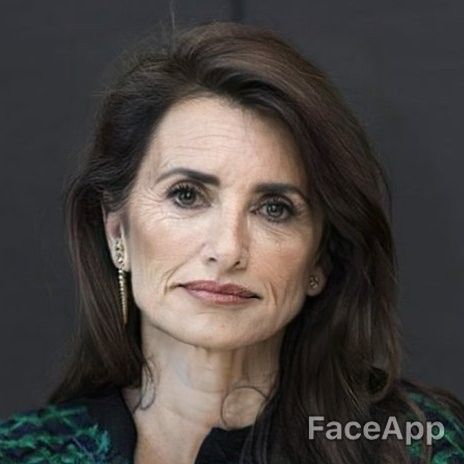 Penelope Cruz Penelope cruz, Old faces