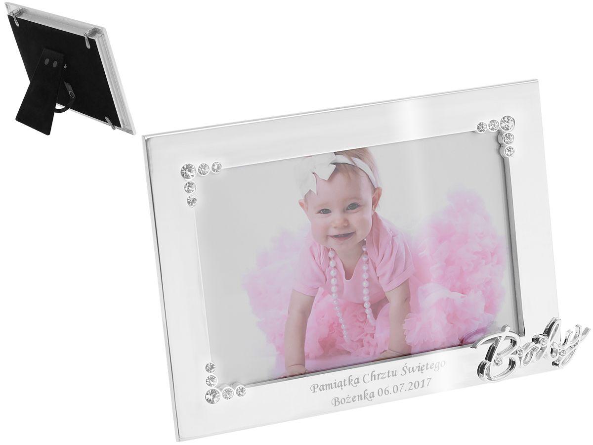 Ramka Na Zdjecie Baby Prezent Grawer With Images Ramka Na