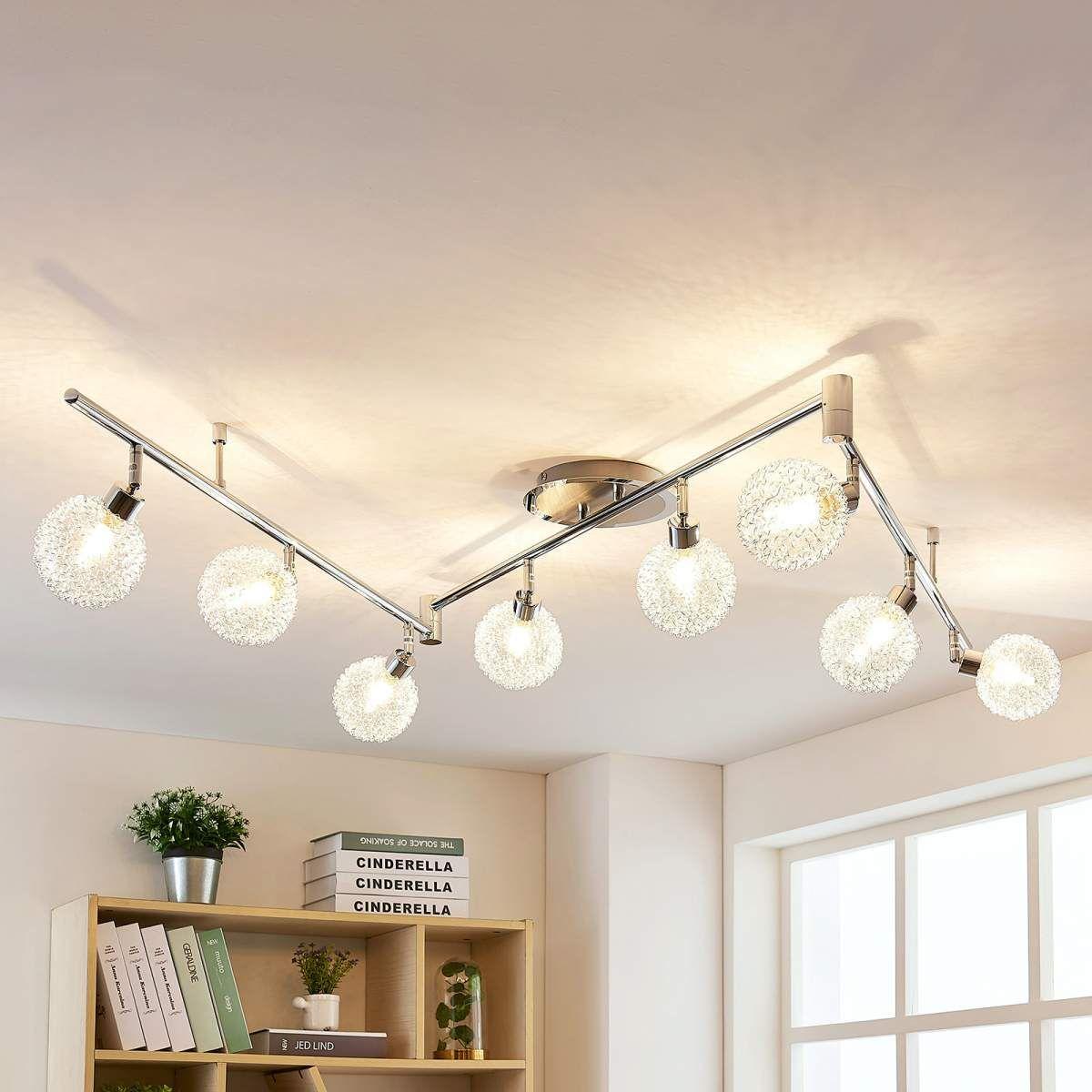 LED Decken Lampe Landhaus Stil Ess Zimmer Beleuchtung