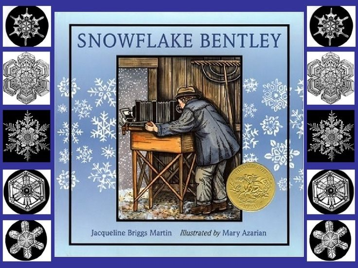 ever collage unique his snowflakes circles bentley widening snowflake book science