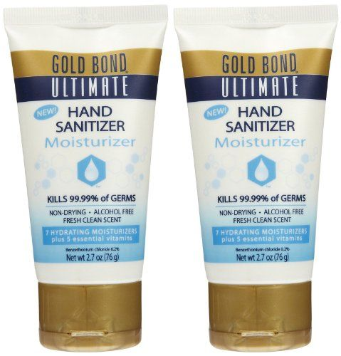 Gold Bond Ultimate Ultimate Hand Sanitizing Moisturizer 27 Oz 2 Pk
