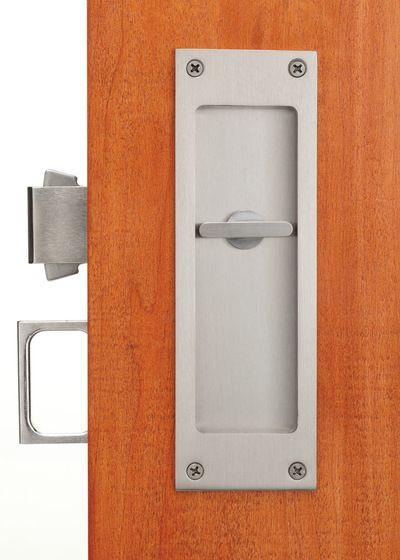 Contemporary Pocket Door Hardware By Accurate Lock And Hardware Co Llc Pocket Door Hardware Sliding Doors Interior Pocket Doors