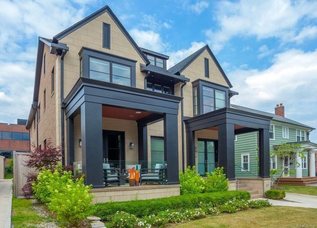 Groovy 385 Ferndale Ave Birmingham Mi 48009 2 300 000 Home For Download Free Architecture Designs Intelgarnamadebymaigaardcom