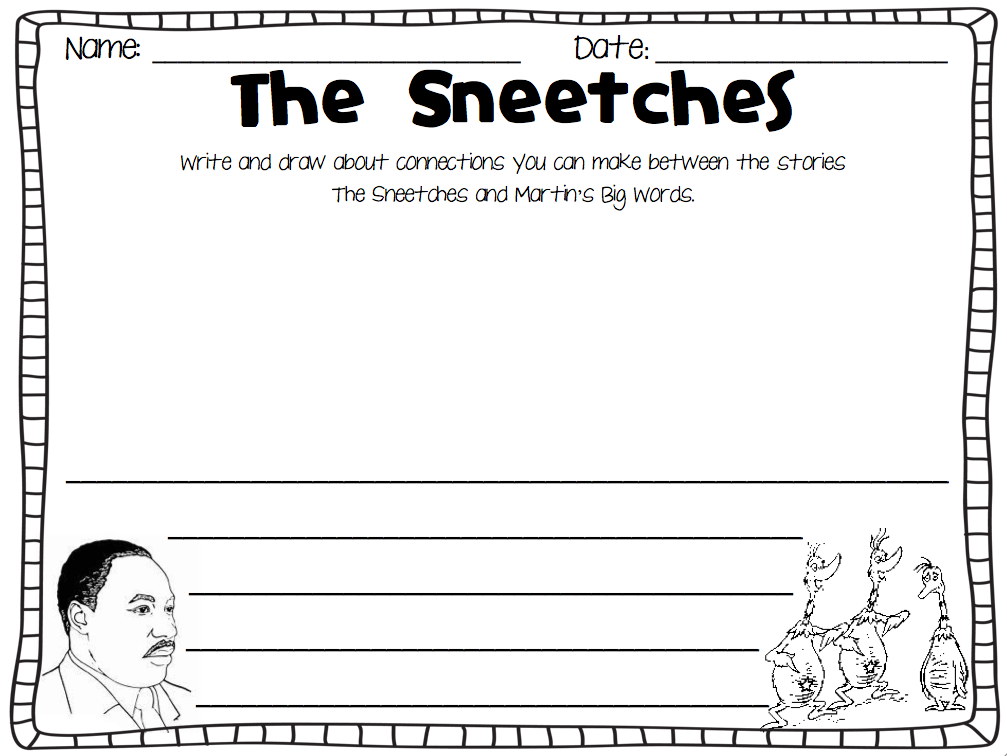 Sneetches Coloring Page | LEARN - TEACH - PLAY | Pinterest ...
