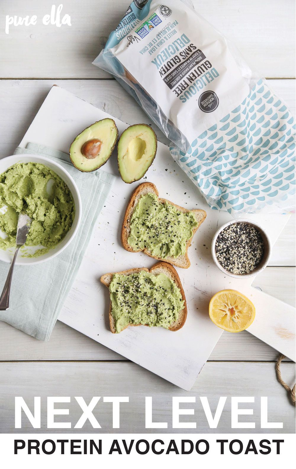 This Next-Level Avocado Toast Recipe Is Unlike Any You've TriedBefore