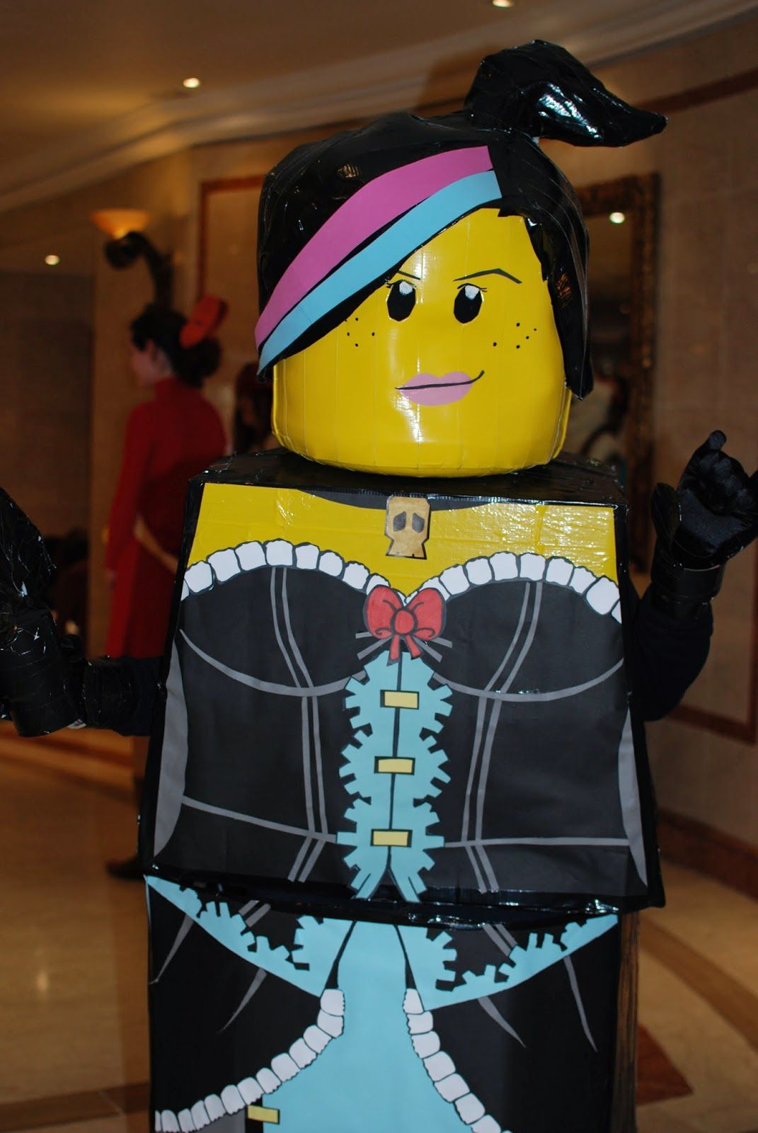Wildstyle From The Lego Movie Cosplay Lego Cool