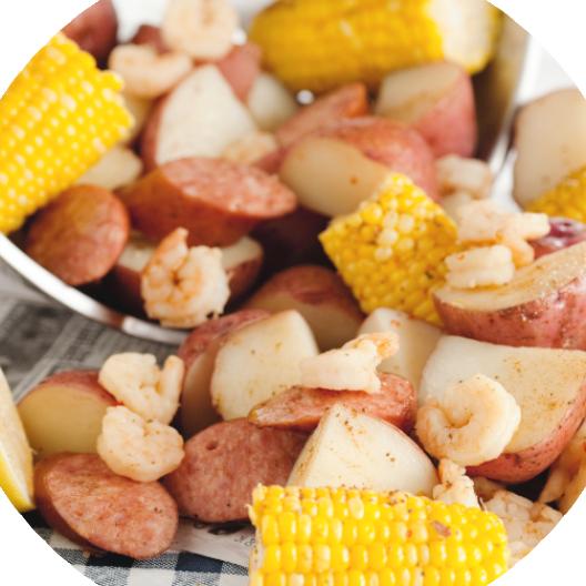 Low Country Shrimp Boil - SeaPak