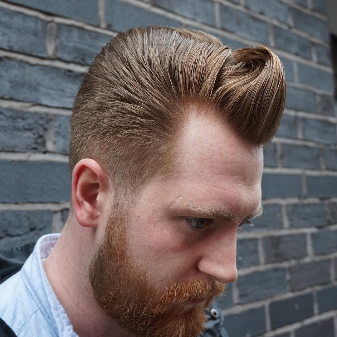 65 Incredible Rockabilly Hair For Men-Classy Tradition ...