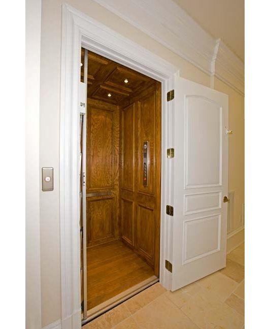 Residential elevator home and garden design idea 39 s for for Home elevator design