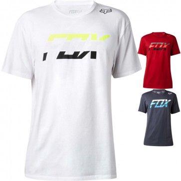 best sneakers d51ff 5af54 Fox Racing Seca Splice Mens Motocross Off Road Short Sleeve Premium T-Shirts