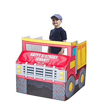 Construction Dump Truck Sit In Prop Child Birthday Barty