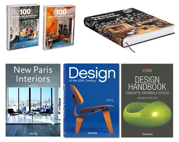 Os 14 Melhores Livros Para Designers De Interiores E Estudantes