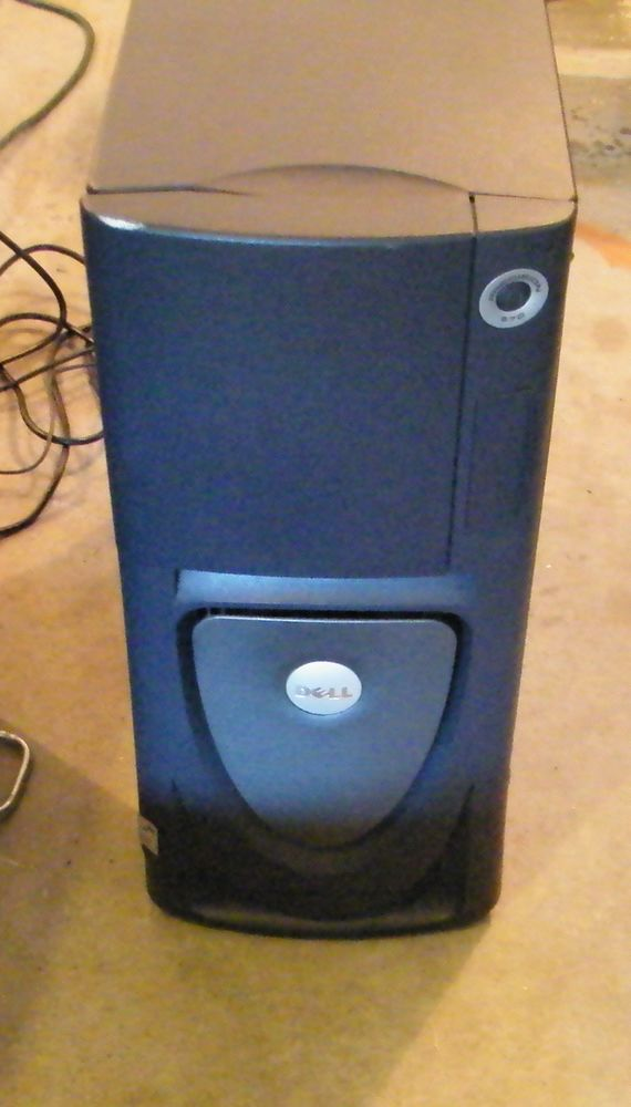 Dell Precision 670 Workstation Tower Pc Xeon 3 2ghz 4gb Ram No Hdd Model Whl Dell Dell Precision 4gb Ram Electronic Products