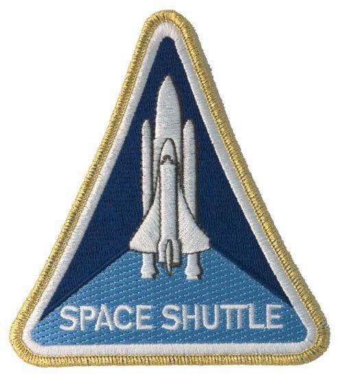 Shuttle Program space NASA Parches y Parches bordados